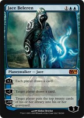 Jace Beleren - Foil on Ideal808