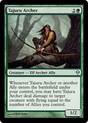 Tajuru Archer - Foil on Ideal808
