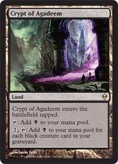 Crypt of Agadeem - Foil