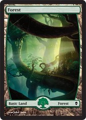 Forest (246) - Full Art - Foil on Channel Fireball