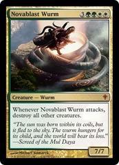 Novablast Wurm - Foil