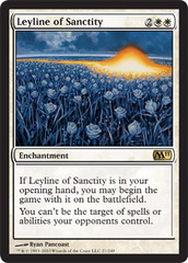 Leyline of Sanctity - Foil on Ideal808