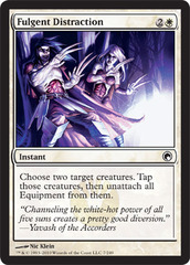Fulgent Distraction - Foil on Channel Fireball