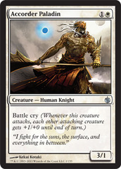 Accorder Paladin - Foil