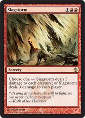 Slagstorm - Foil