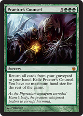 Praetor's Counsel - Foil on Channel Fireball