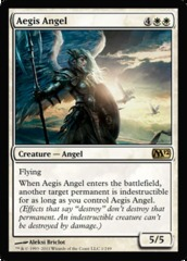 Aegis Angel - Foil on Channel Fireball
