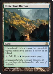 Hinterland Harbor - Foil on Channel Fireball