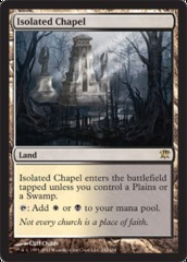 Isolated Chapel - Foil on Channel Fireball