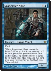 Snapcaster Mage - Foil on Channel Fireball