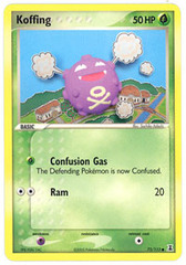 Koffing - 72/113 - Common - Reverse Holo