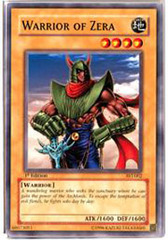 Warrior of Zera - AST-002 - Common - Unlimited Edition