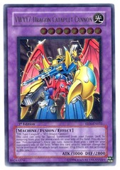 VWXYZ-Dragon Catapult Cannon - EEN-EN031 - Ultimate Rare - Unlimited Edition