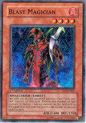 Blast Magician - FET-EN020 - Super Rare - Unlimited Edition
