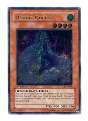 Harpie Queen - FOTB-EN020 - Ultimate Rare - Unlimited Edition