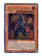 Volcanic Doomfire - FOTB-EN008 - Ultimate Rare - Unlimited Edition