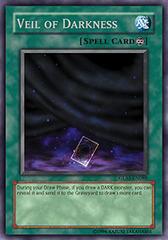 Veil of Darkness - GLAS-EN088 - Secret Rare - Unlimited Edition