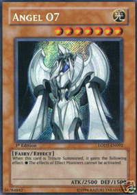 Angel 07 - LODT-EN092 - Secret Rare - Unlimited Edition