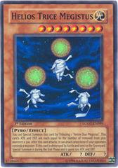 Helios Trice Megistus - LODT-EN095 - Super Rare - Unlimited Edition