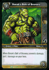 Borak's Belt of Bravery