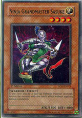 Ninja Grandmaster Sasuke - SOD-EN019 - Rare - Unlimited Edition
