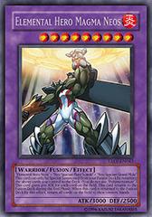 Elemental Hero Magma Neos - TAEV-EN043 - Secret Rare - Unlimited Edition