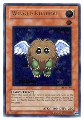 Winged Kuriboh - Ultimate - TLM-EN005 - Ultimate Rare - Unlimited