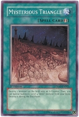 Mysterious Triangle - CRMS-EN062 - Common - Unlimited Edition