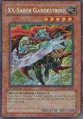 XX-Saber Gardestrike - ANPR-EN000 - Secret Rare - Unlimited Edition