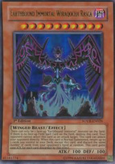Earthbound Immortal Wiraqocha Rasca - SOVR-EN026 - Ultra Rare - Unlimited Edition