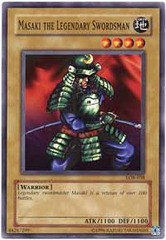 Masaki the Legendary Swordsman - SDJ-007 - Common - Unlimited Edition