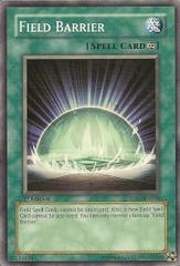 Field Barrier - SDSC-EN034 - Common - Unlimited Edition