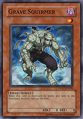 Grave Squirmer - DP07-EN008 - Super Rare - Unlimited Edition on Channel Fireball