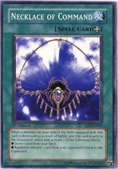 Necklace of Command - SD3-EN025 - Common - Unlimited Edition on Channel Fireball