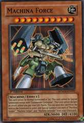Machina Force -  SDMM-EN009  - Common - Unlimited Edition