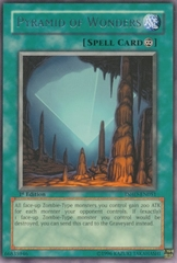 Pyramid of Wonders - TSHD-EN051 - Rare - Unlimited Edition