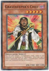 Gravekeeper's Chief - SDMA-EN011 - Common - Unlimited Edition