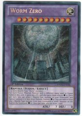 Worm Zero - HA03-EN056 - Secret Rare - Unlimited Edition