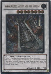Karakuri Steel Shogun mdl 00X