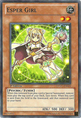 Esper Girl - EXVC-EN023 - Common - Unlimited Edition