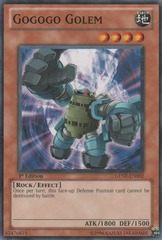 Gogogo Golem - GENF-EN002 - Common - Unlimited Edition