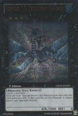 Number 17: Leviathan Dragon - GENF-EN039 - Ultimate Rare - Unlimited Edition