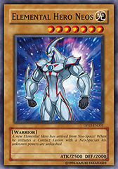 Elemental Hero Neos - DP03-EN001 - Common - Unlimited Edition