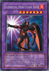 Elemental Hero Flare Neos - DP03-EN013 - Rare - Unlimited Edition
