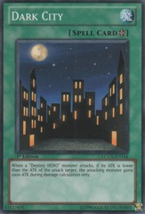 Dark City - LCGX-EN144 - Common - 1st Edition