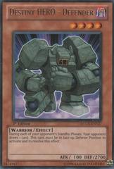 Destiny HERO - Defender - LCGX-EN127 - Rare - 1st Edition