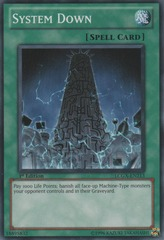 System Down - LCGX-EN213 - Common - 1st Edition
