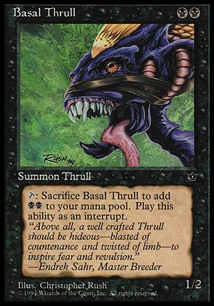 Basal Thrull (Christopher Rush)