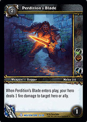 Perdition's Blade