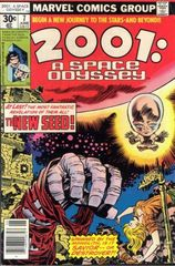 2001: A Space Odyssey 7 The New Seed!